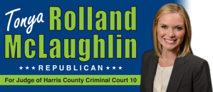 TONYA ROLLAND.RUNNING FOR CRIMINAL COURT JUDGE