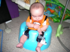 Baby Julian, Approximately 6 Months Old, 2007