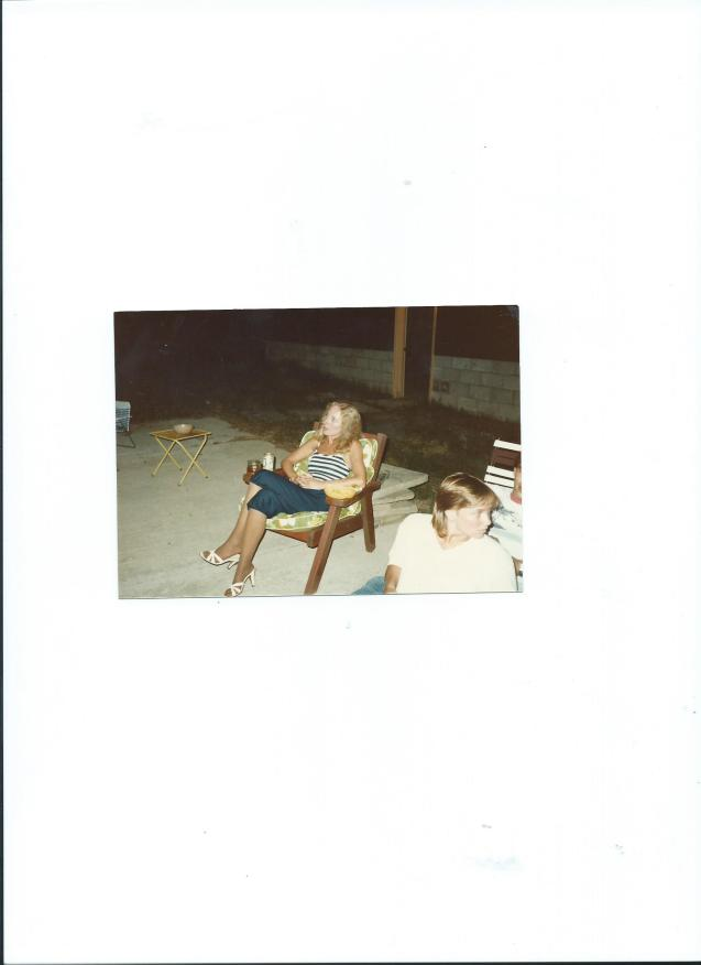 GRANDMA SUZI.1983.POOL PARTY AT GRANDMA MARY AND PUPPUPS 001