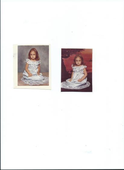 JONI.AGE 4.BLUE DRESS