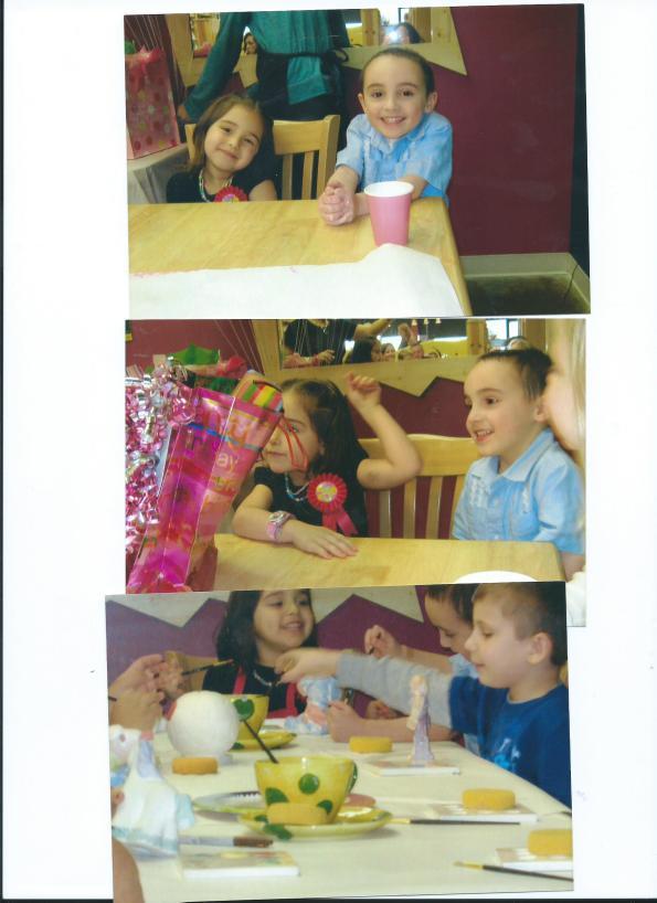 JULIAN AT SARA'S 5TH BIRTHDAY PARTY.FEB.2012