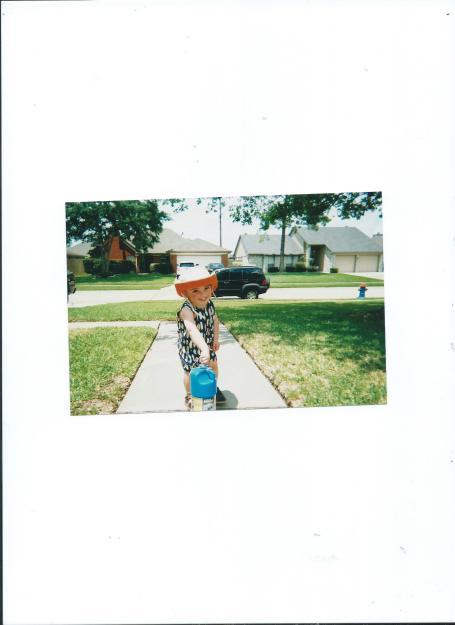 Julian Blowing Bubbles.Grandma Sue's 001