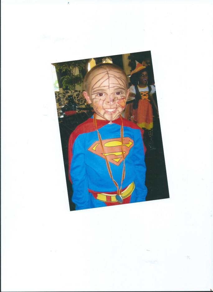 JULIAN WINS A MEDAL AT VILLAS SHADOW CREEK RANCH HALLOWEEN PARTY FALL 2011 001