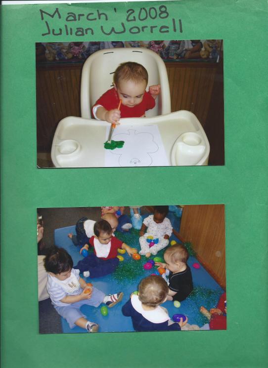 JULIAN'S JOURNAL.MARCH 2008