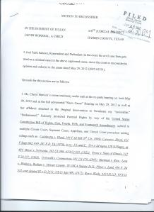 Motion for Reconsideration.Page 1.June 26, 2012 001