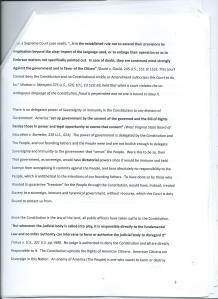 Motion to Demand Court Read all Pleadings Page 5 of 8