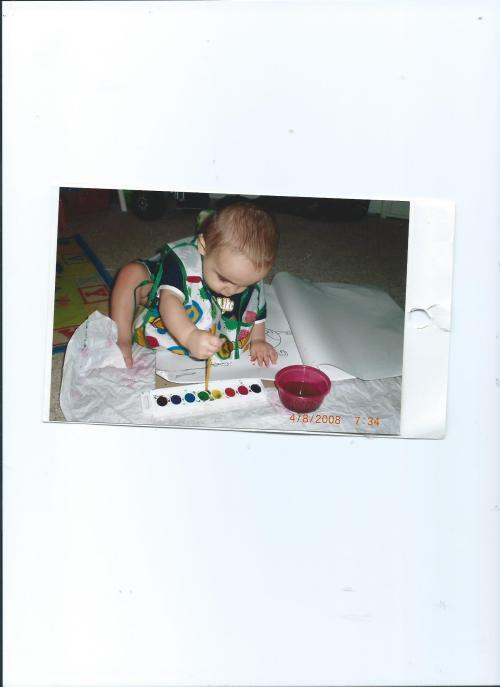 My Little Artiste 001