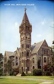 bryn mawr college.clock tower