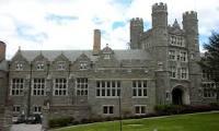bryn mawr college.Rockefeller