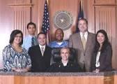 Judge Lisa Millard and Conrad Moren.pic.310th