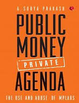 money.public money private agenda