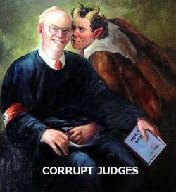 JUSTICE.DEVIL AND JUDGE.DEREK SYPHRETT.NJCOURTCORRUPTION