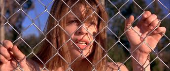 Linda Hamilton.son deprived thrown in prison