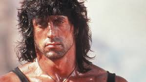 Rambo.battle scarred and ready