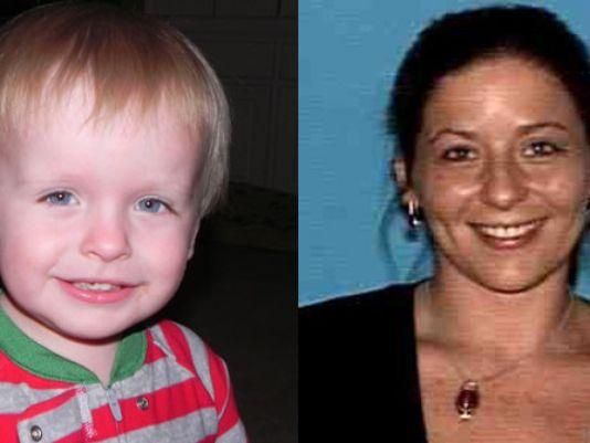 Brooke Muncie and son.Corrupt Collin County