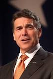 former Texas Governor Rick Perry