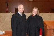 Judge Glenn Salter.Rubi and Lexi Dillon Case