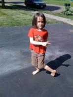 Max Liberti.Sunny Kelley's little boy